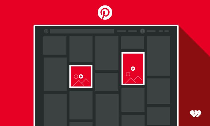 Utilisation de la vidéo partagée pour créer du contenu publicitaire sur Pinterest