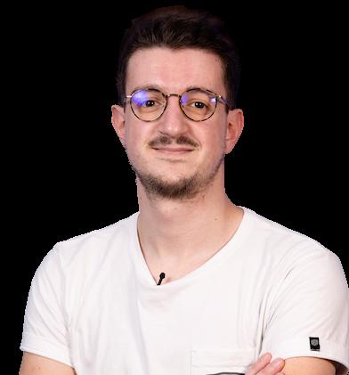 Alexis Minchella, Concepteur Rédacteur