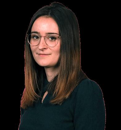 Jeanne Deplus, Rédactrice web
